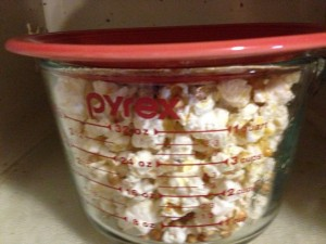 Yummy popcorn goodies!