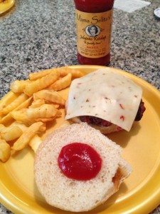 Red Gold Jalapeno Burgers Recipe #rgparty #recipes