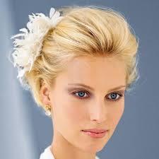 bouffant wedding hair style