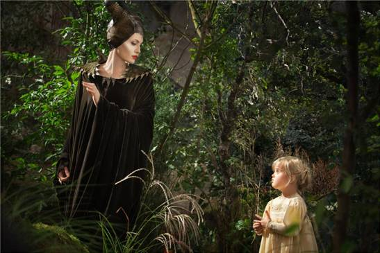 maleficent clip and pic