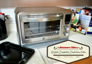 Kenmore Elite Digital Covection Oven Giveaway 12/20 US