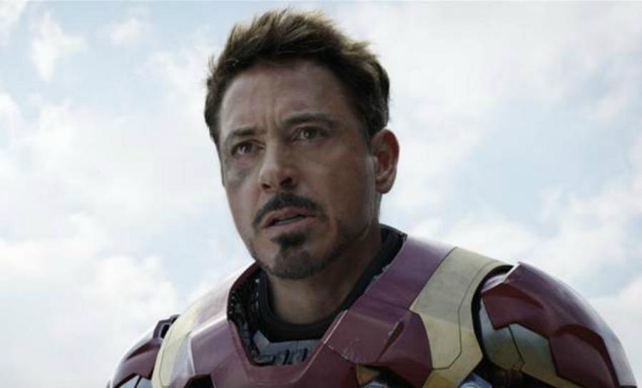 CA Iron Man