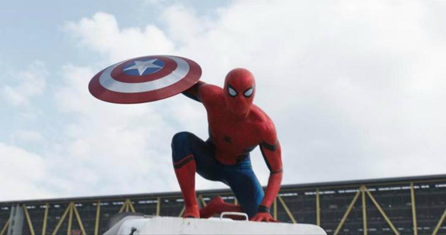 CA Spiderman