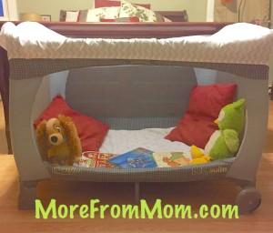 Play Nook/Book Nook For Toddlers