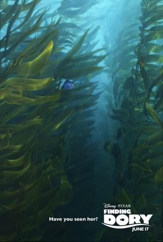 Dory Sea Weeds