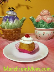 Individual Pineapple Upside Down Cakes