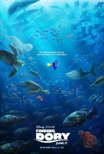 Finding Dory!