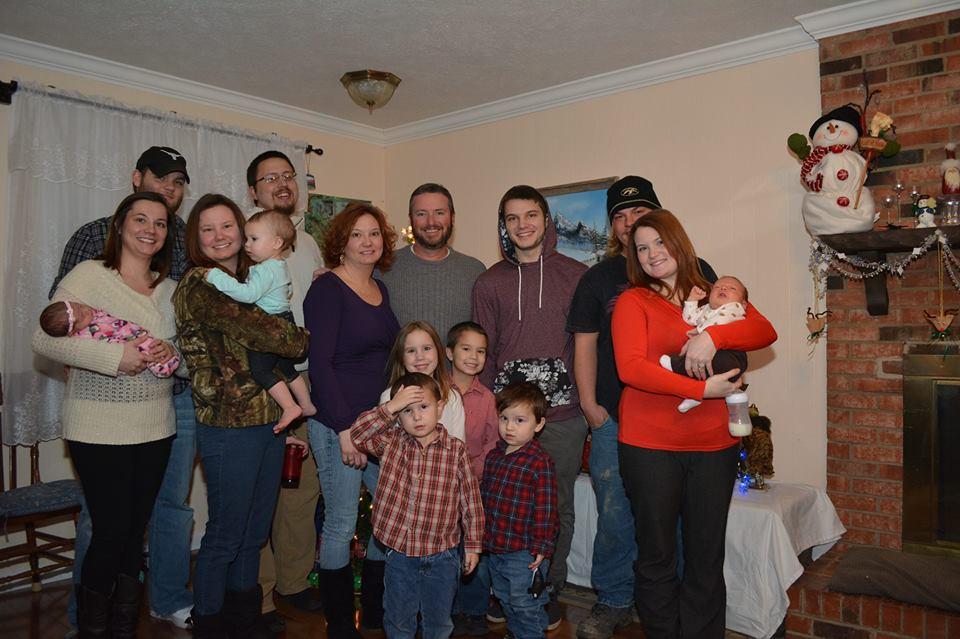One Big Crazy Family