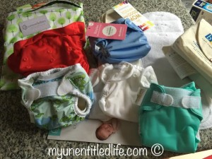 Cloth Diaper Giveaway!