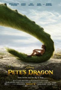 PETE'S DRAGON flying into theaters everywhere next month!!! August 12th!!
