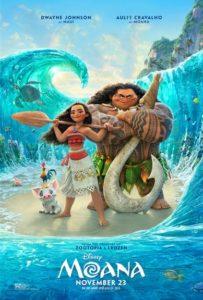 DISNEY'S MOANA REVIEW!  MOANA hits theaters Nov 23rd!!